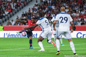 Le Lille OSC a été dominé par Leicester City (1-2), ce samedi en début de soirée en amical.