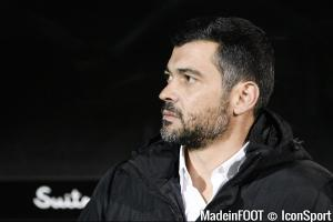 Sergio Conceição, le coach du FCN