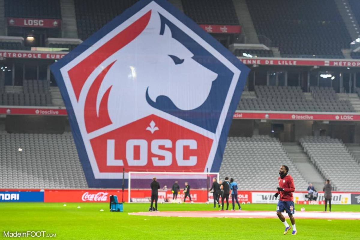 Logo du LOSC