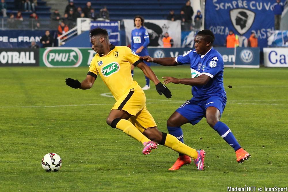 Les notes de la rencontre entre le SC Bastia et le Lille OSC