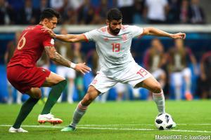 José Fonte, le défenseur central du Lille OSC, ici sous les couleurs du Portugal.