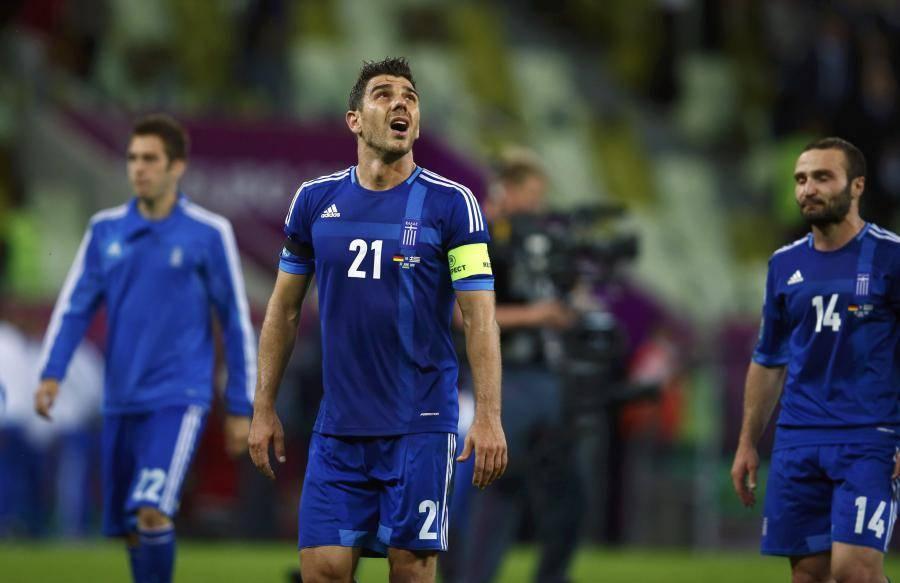 Katsouranis revient au pays, à l'Atromitos FC