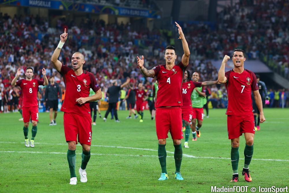 Ronaldo qualifie le Portugal