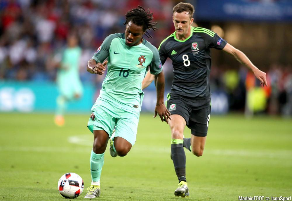 Renato est entré en jeu