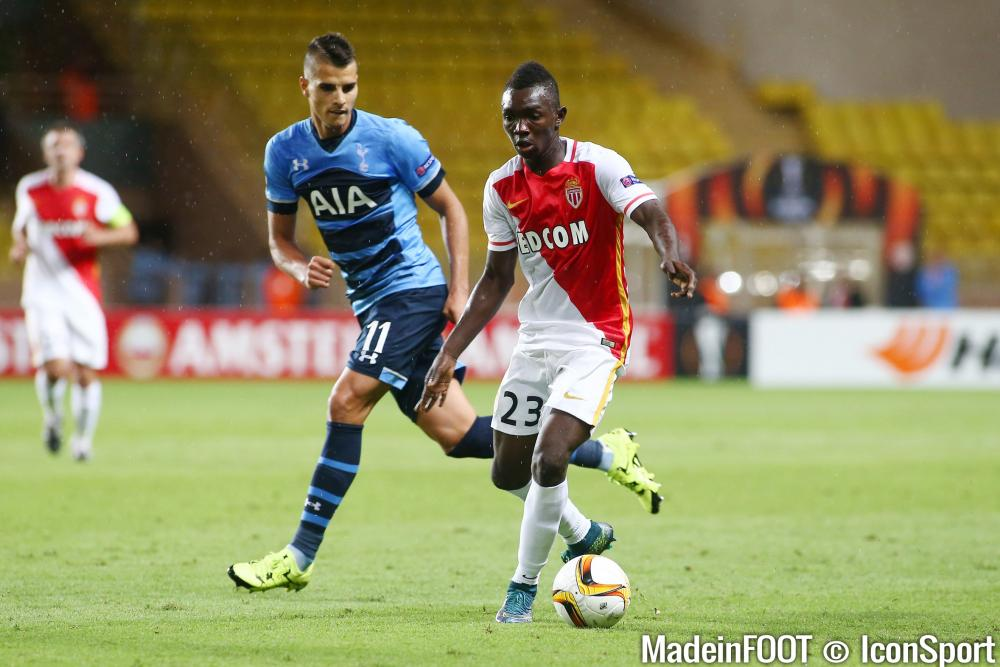 Adama Traoré évolue désormais sous les couleurs de l'AS Monaco.