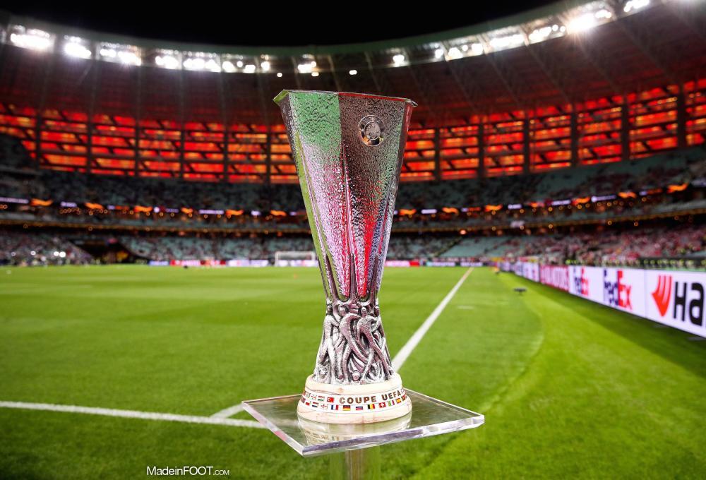 Le tirage au sort complet de la phase de groupes de la Ligue Europa 2020-2021.
