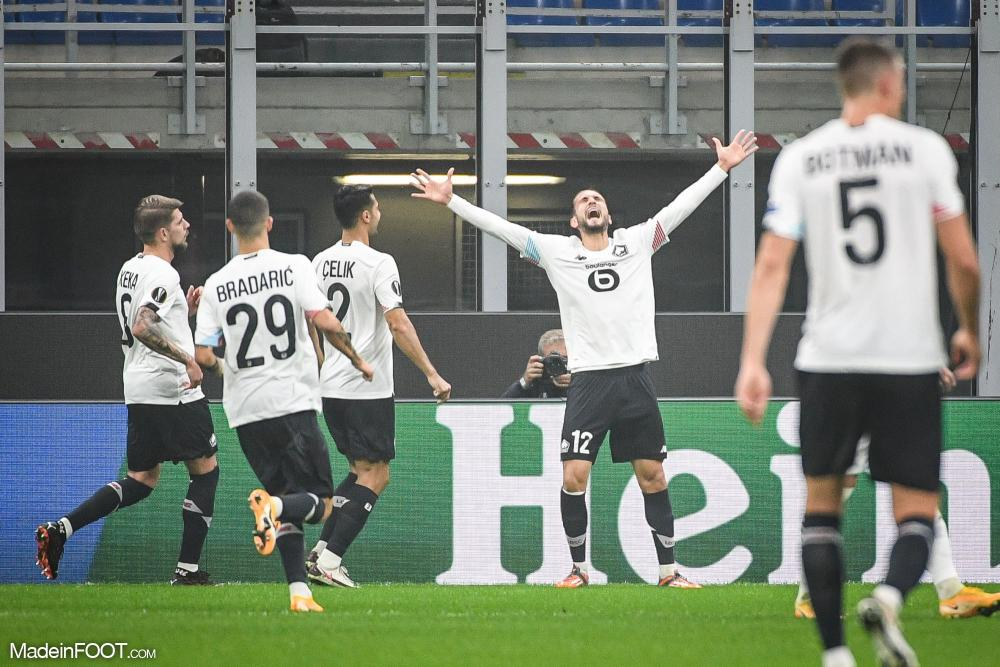 Découvrez les 11 de départ probables de Lille et Lorient