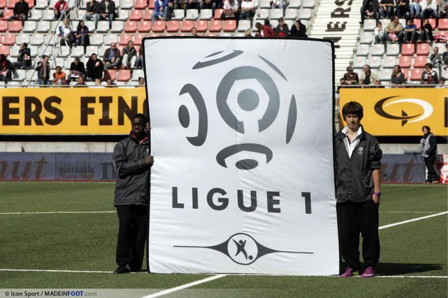 Le classement de Ligue 1