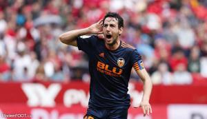 Dani Parejo avait égalisé pour Valence.