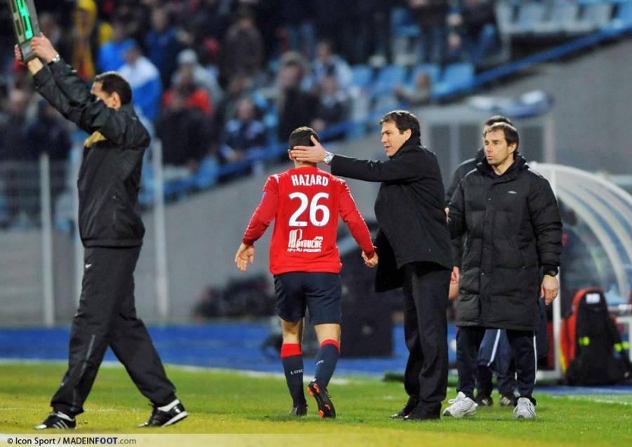 Garcia soutient Hazard