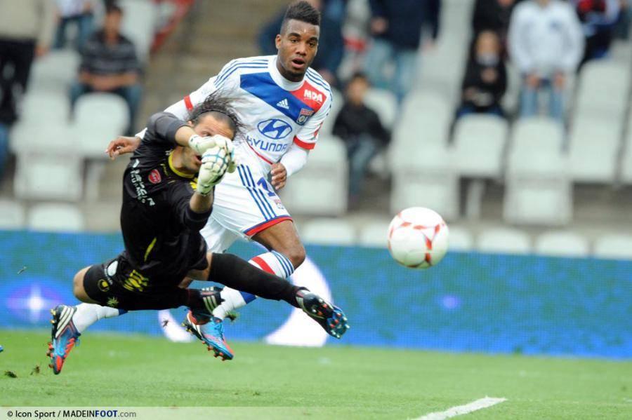 L'Olympique Lyonnais avait dominé Valenciennes