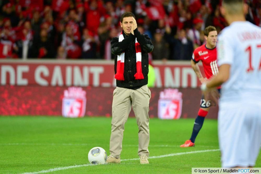 Hazard est sur les tablettes du Paris Saint-Germain