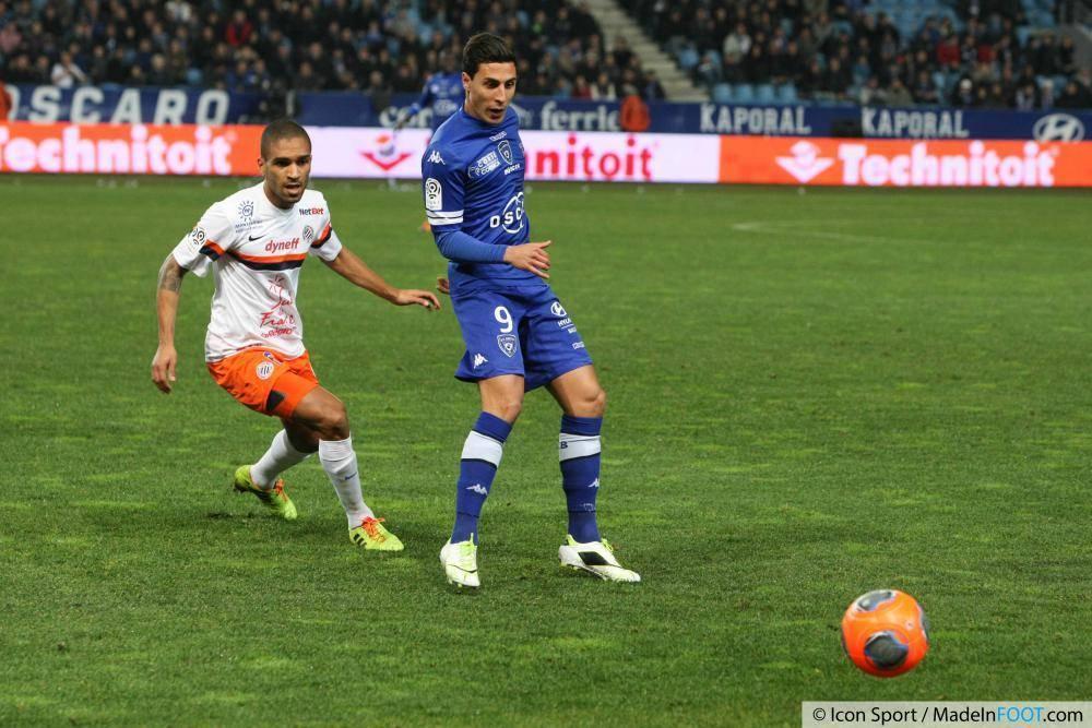 Gianni Bruno a alterné le bon et le moins bon cette saison