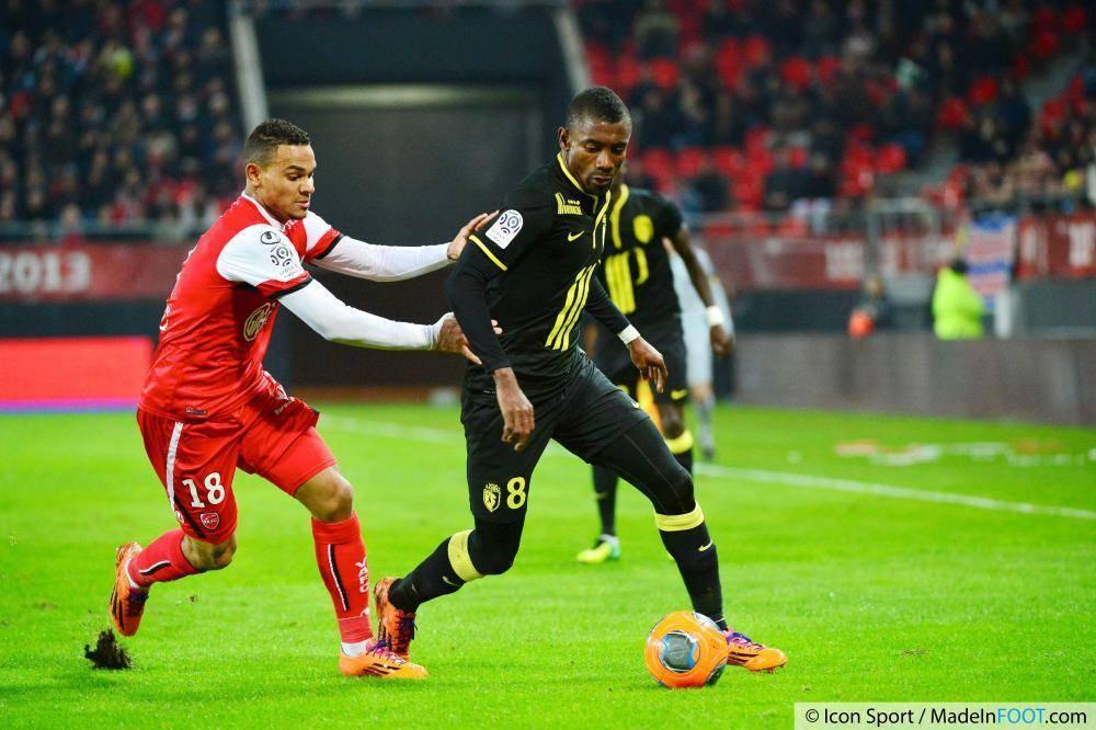 Le Lille OSC a pris le meilleur sur le Valenciennes FC