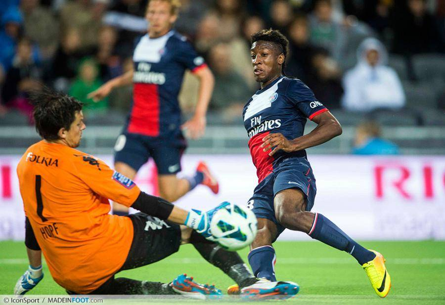 Kingsley Coman intéresse Lille et Saint-Etienne !