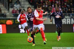 De Préville devrait quitter Reims pour rester en Ligue 1.