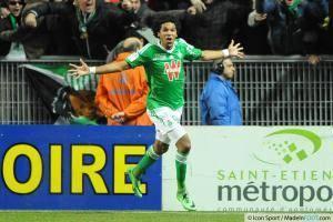 Joie BRANDAO - 17.01.2014 - Saint Etienne / Lille - 21eme journee de Ligue 1 -