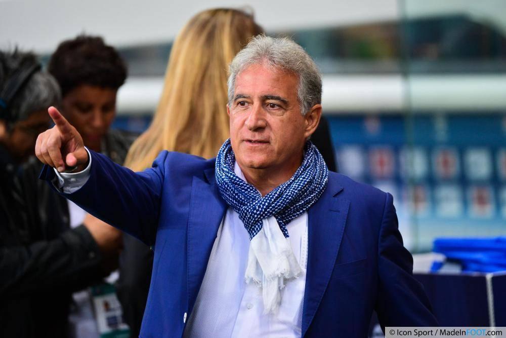 Bernard Caïazzo et ses homologues de L1 ont créé la Première Ligue, ce mardi.