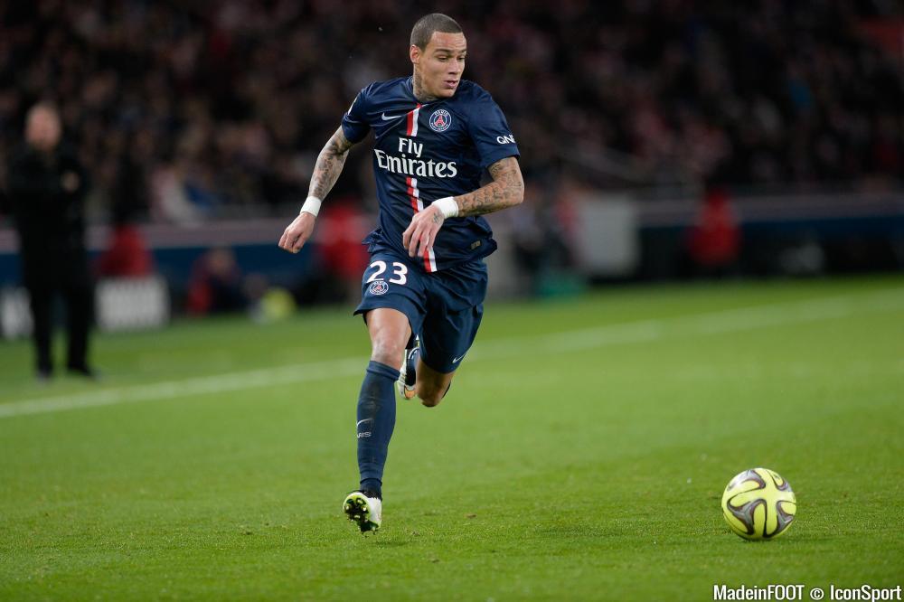 Gregory Van der Wiel devrait manquer le déplacement à Lille, demain.