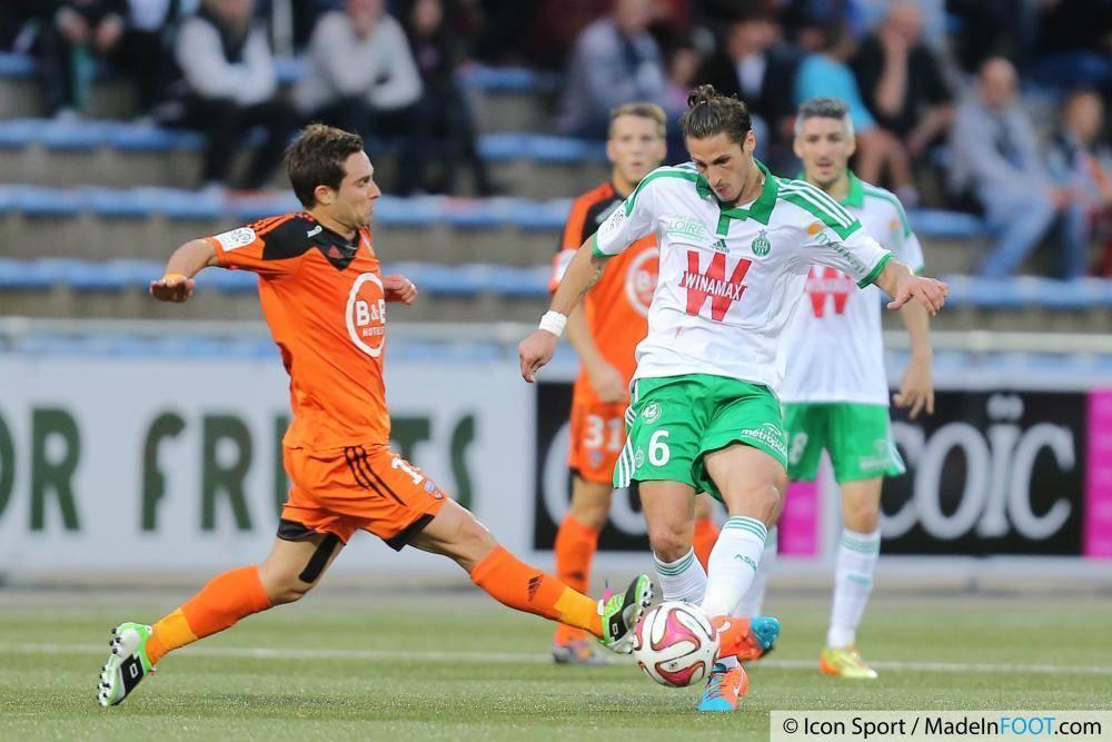 Clément souffre de fatigue musculaire et est forfait pour le match contre le Lille OSC