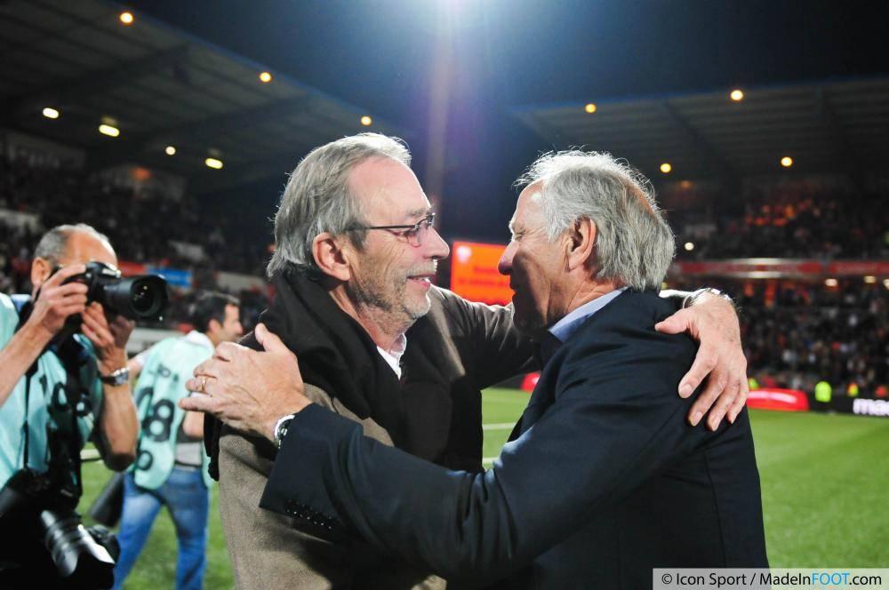René Girard a réussi à mener les Dogues à la Ligue des Champions