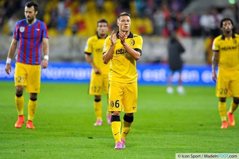 Jonathan Delaplace manquera le rendez-vous face à Wolfsburg