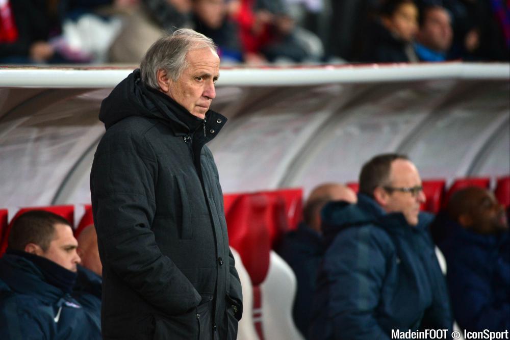 Girard et le LOSC s'apprêtent à défier le Stade de Reims, ce samedi soir.