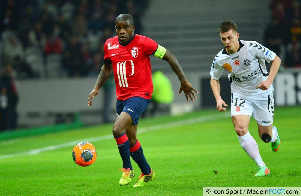 Mavuba a déclaré forfait pour le match contre le Toulouse FC