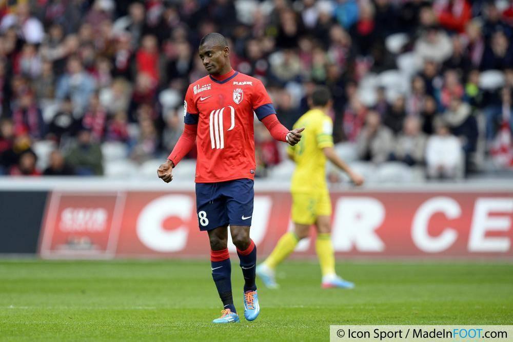 Kalou alterne le bon et le moins bon avec Lille...
