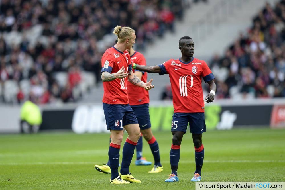 Simon Kjaer et Idrissa Gueye devraient quitter le LOSC à l'intersaison.
