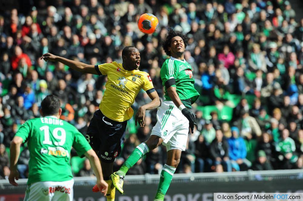 Sunzu avait inscrit quatre buts sous les ordres de Renard à Sochaux.