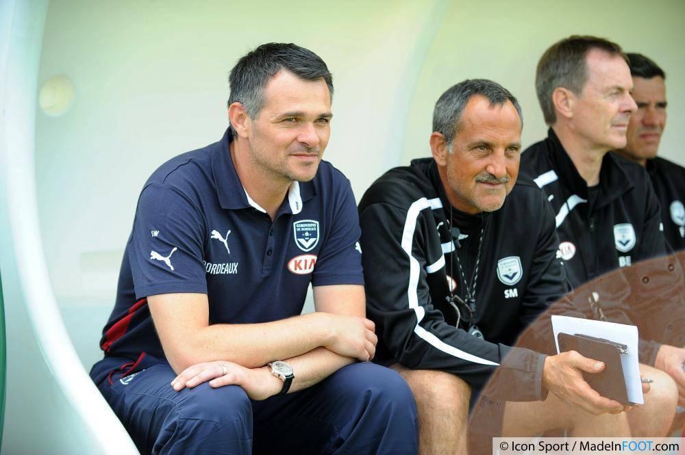 Sagnol a apprécié la prestation de son équipe face au Lille OSC