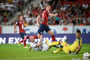Guillaume évoluera en Ligue 2 la saison prochaine