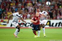 Florent BALMONT / Nicolas MAURICE BELAY / Kevin SONI - 23.08.2015 - Lille / Bordeaux - 3eme journee Ligue 1