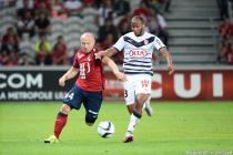 Florent BALMONT / Thomas TOURE - 23.08.2015 - Lille / Bordeaux - 3eme journee Ligue 1