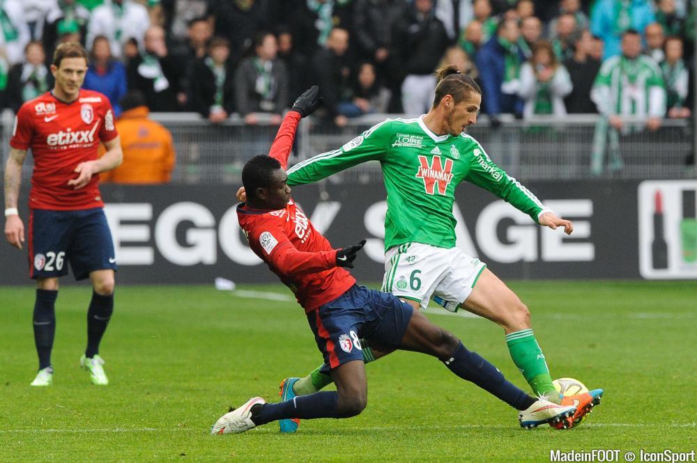 Adama Traoré (ici à gauche) est également pisté par City, Chelsea et United...