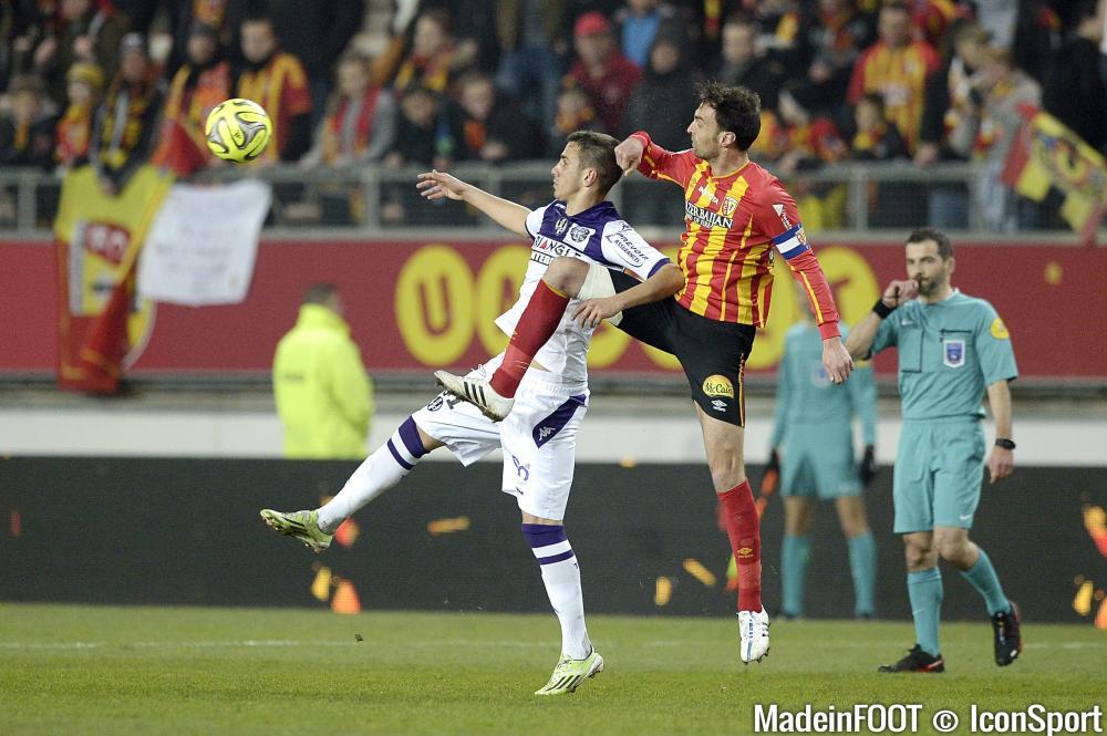 Le Moigne et Lens ont appris leur relégation et perdu le derby du Nord le même week-end.