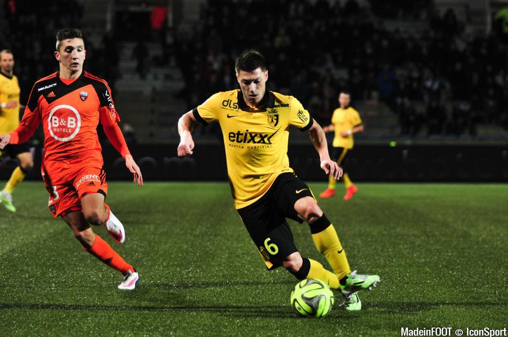 Jonathan Delaplace (LOSC) s'est engagé jusqu'en 2019 en faveur du SM Caen.