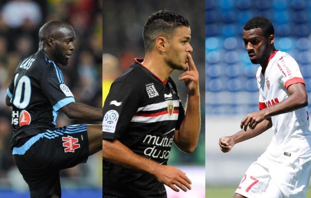 L'équipe-type des meilleures recrues de l'été en Ligue 1...