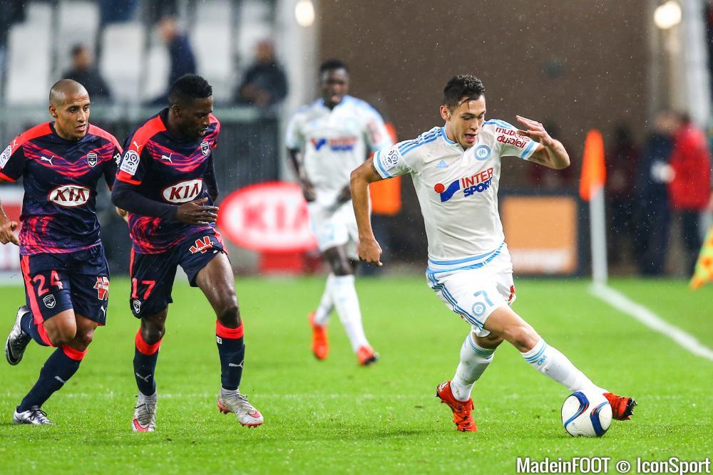 Marseille et Bordeaux, en concurrence sur le terrain mais aussi pour le mercato