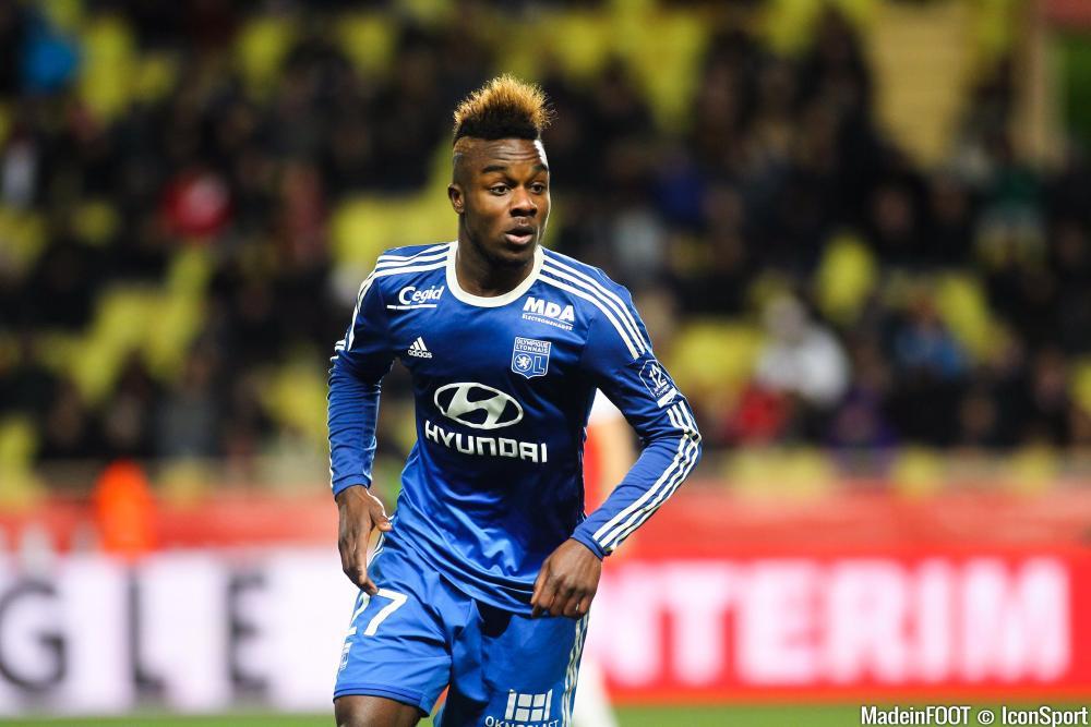 Maxwell Cornet a inscrit un triplé à Toulouse.