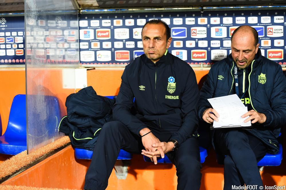 Michel Der Zakarian doit se passer de 5 joueurs pour la réception de Lille.