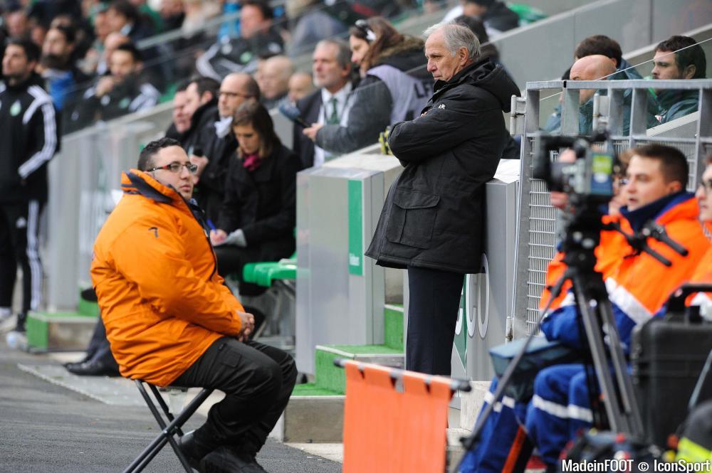Girard (LOSC) se veut prudent avant de défier le Stade de Reims.