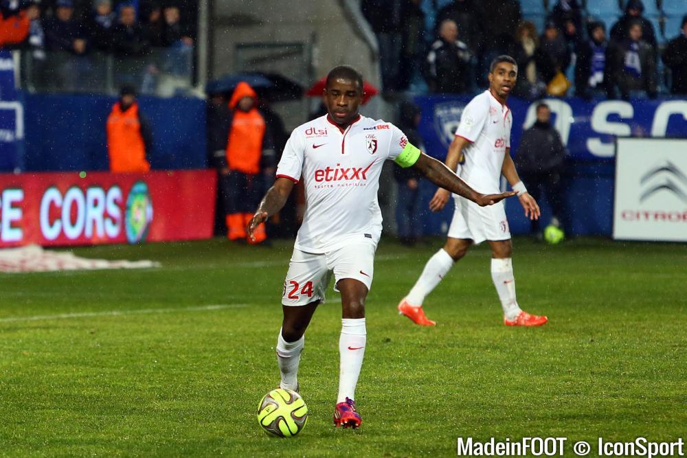 Mavuba quittera le LOSC au terme de la saison.