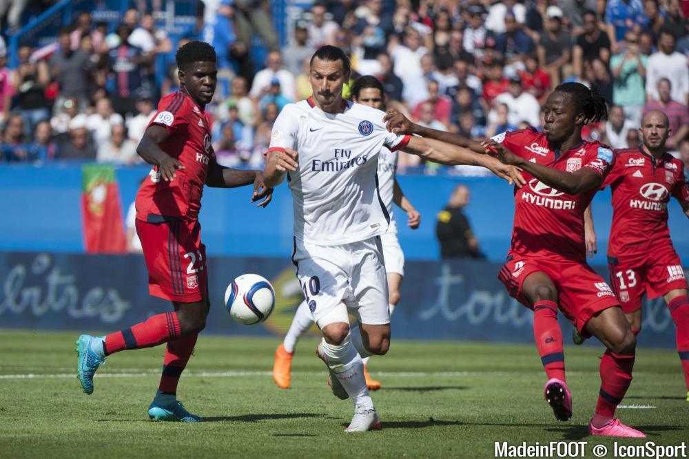 Zlatan Ibrahimovic (PSG) est forfait pour le match contre le LOSC, programmé vendredi soir.
