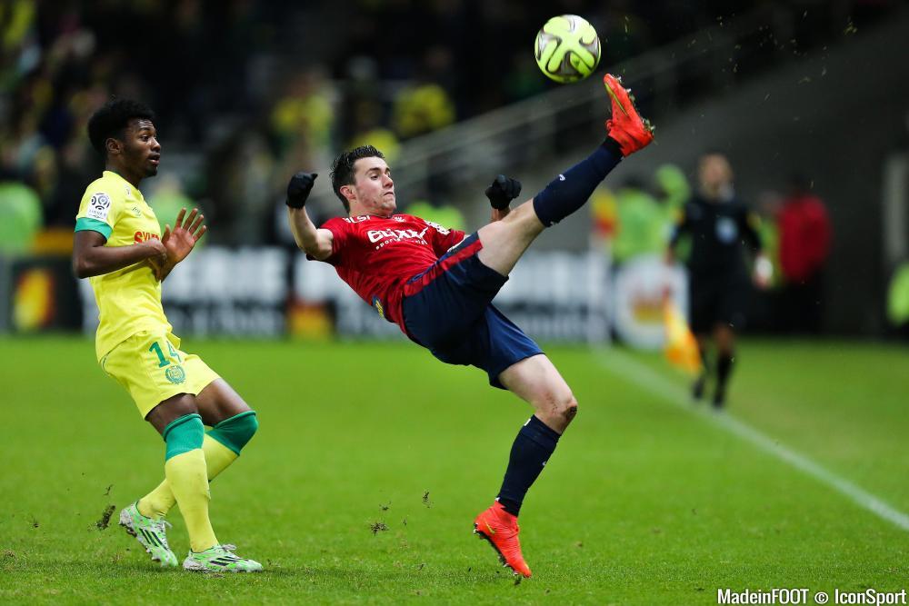 L'album photo de la rencontre entre le FC Nantes et le LOSC.