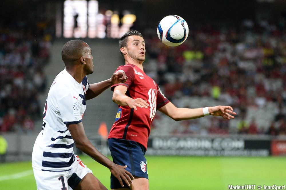 Sébastien Corchia s'est dit flatté de l'intérêt du PSG à son égard