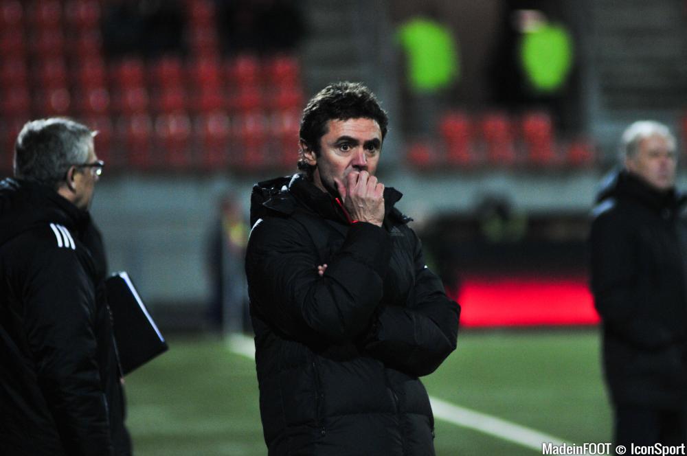 Sylvain Ripoll a avoué que son équipe avait un peu de fatigue et de lassitude sur cette fin de saison