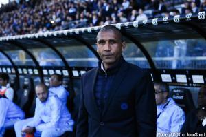 Franck Passi, l'entraîneur du LOSC