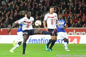 Les compos officielles du match entre le SC Bastia et le Lille OSC.